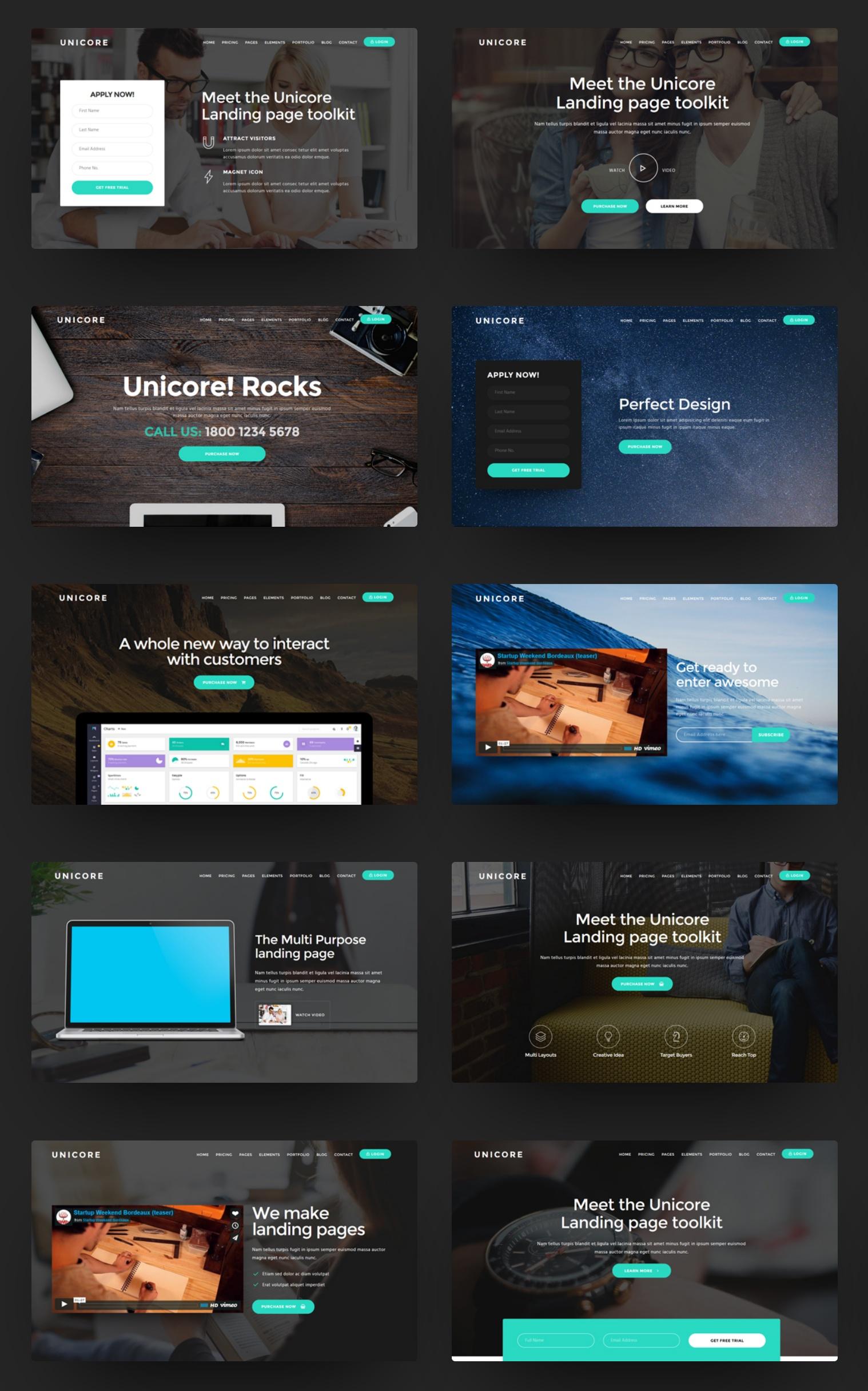 Free Bootstrap Dark Theme Builder