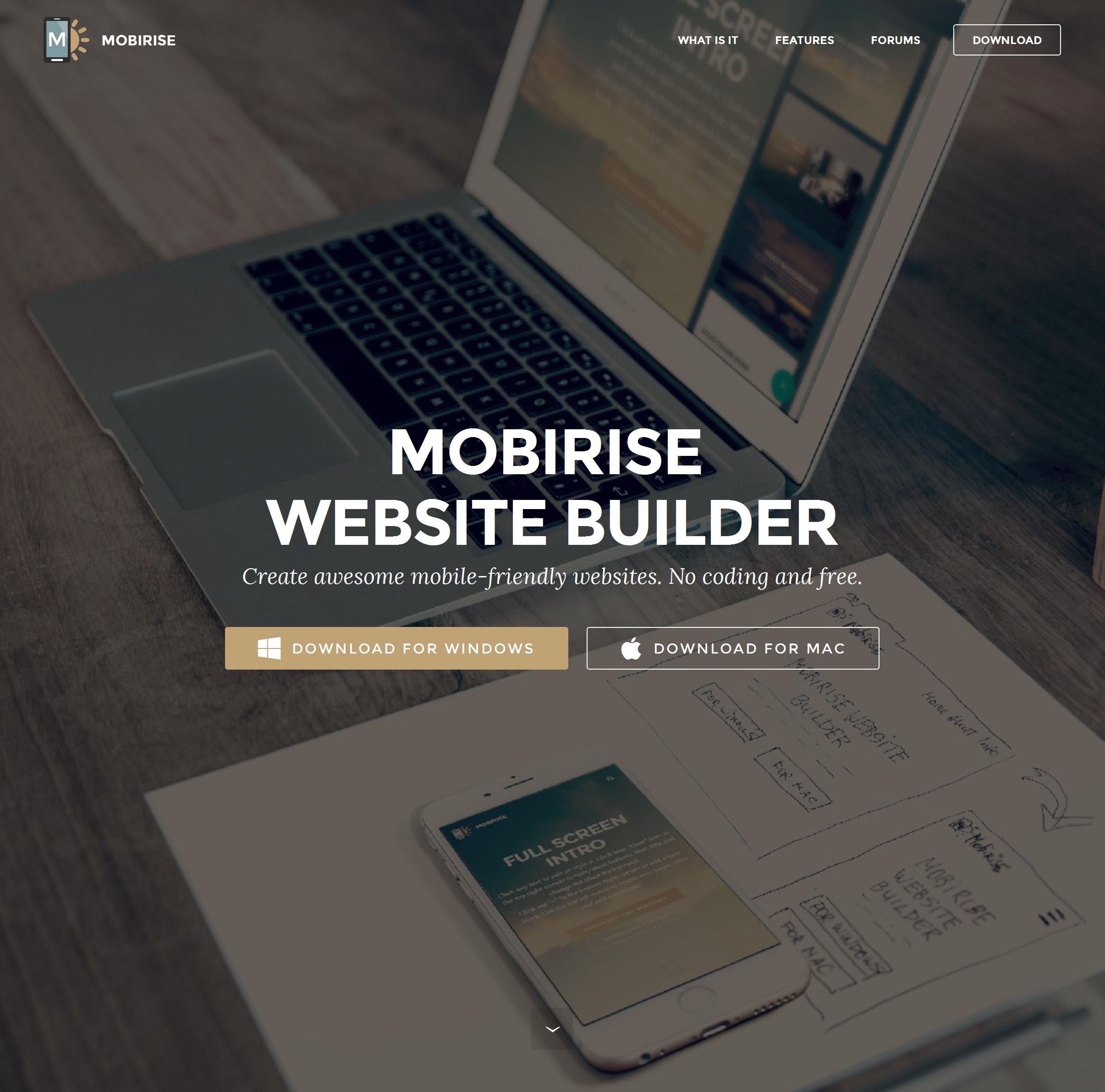 Best  Web Builder Software