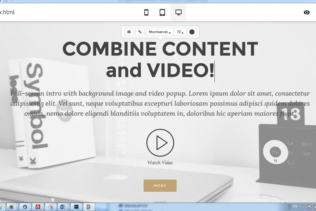 Top Responsive Web Creator Software