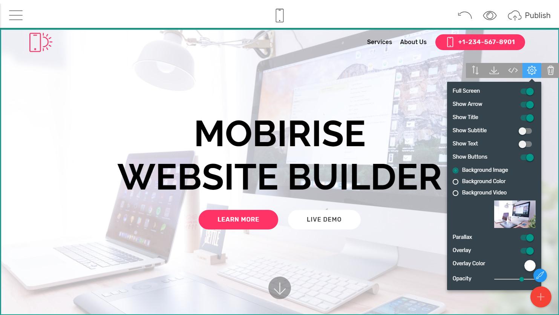 mobirise mobile website builder, mobirise free website builder, mobirise bootstrap mobile template